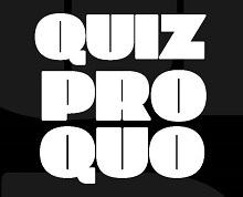 Concurs: Quiz Pro Quo