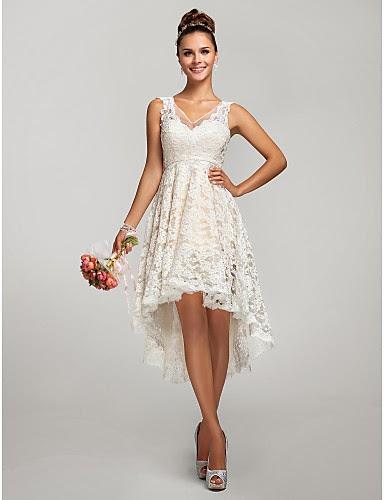 Fenomenales vestidos de fiesta con encaje   Moda y tendencias