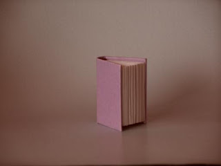 miniature hardbound book