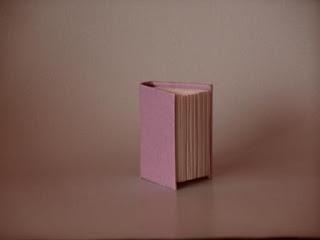 miniature hardbound book