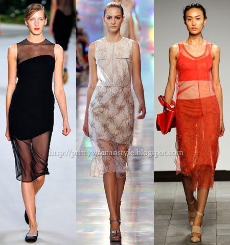 елегантни официални рокли пролет-лято 2013