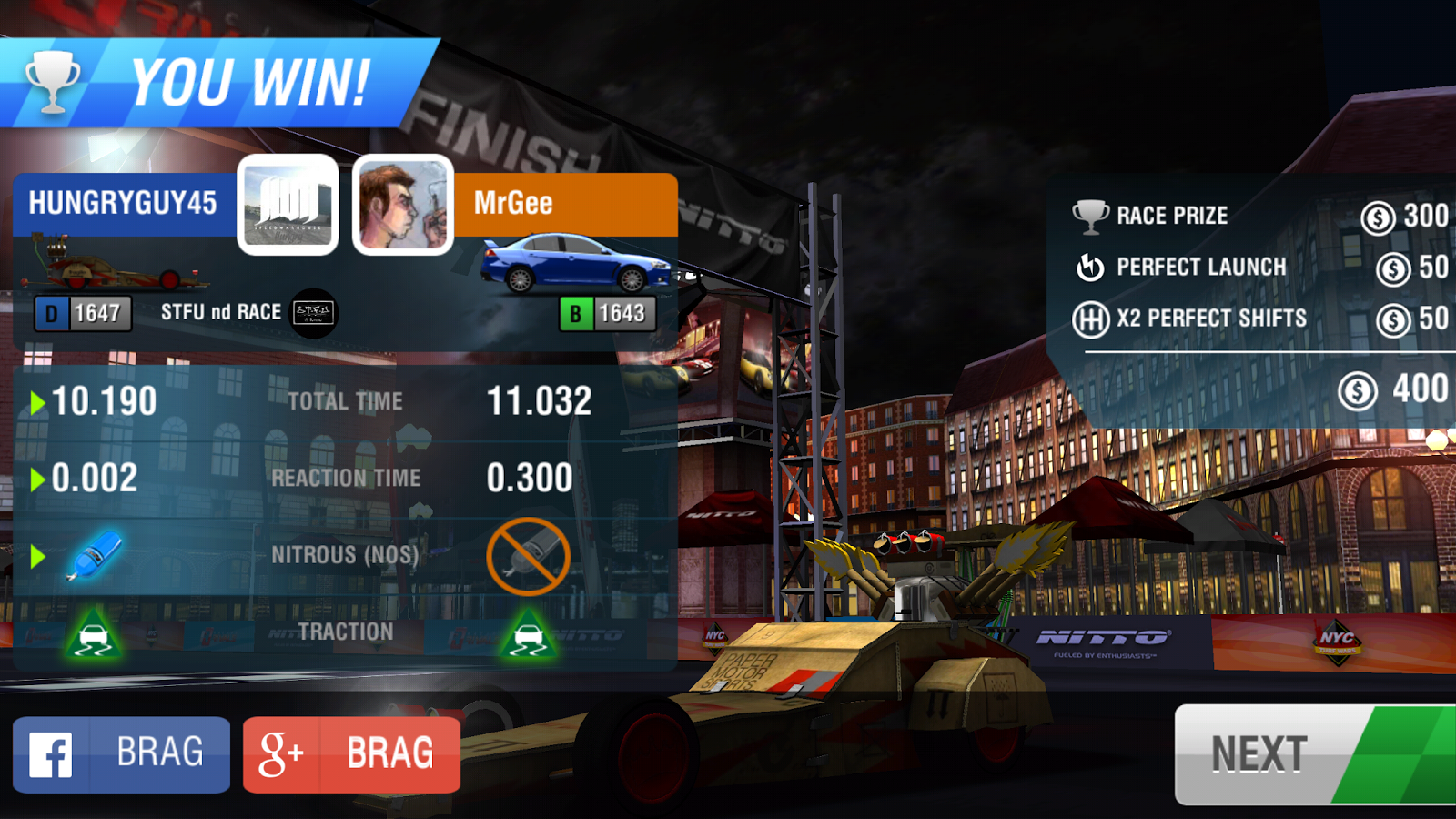 world records racing rivals