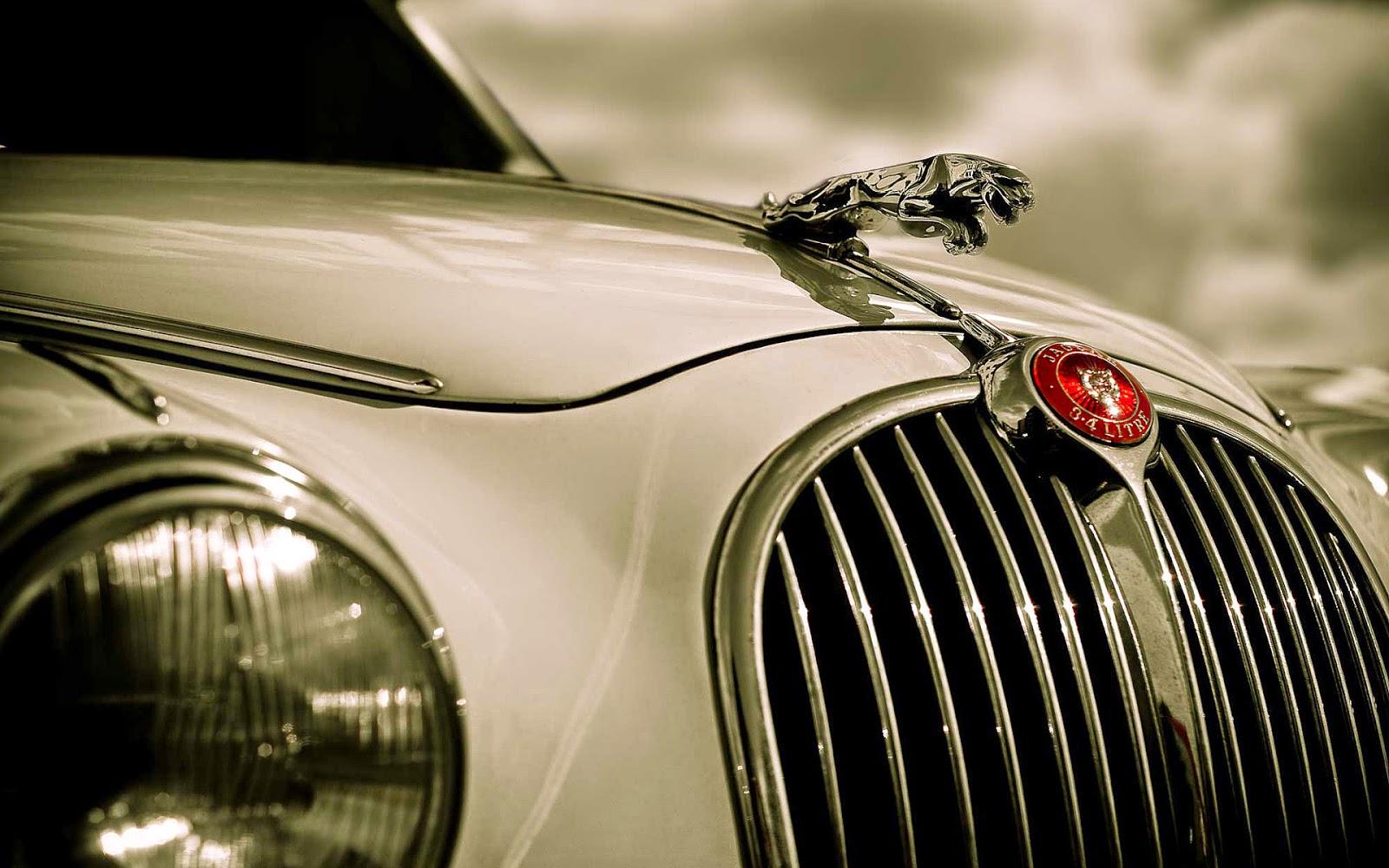 Histoire de la marque de voiture british Jaguar