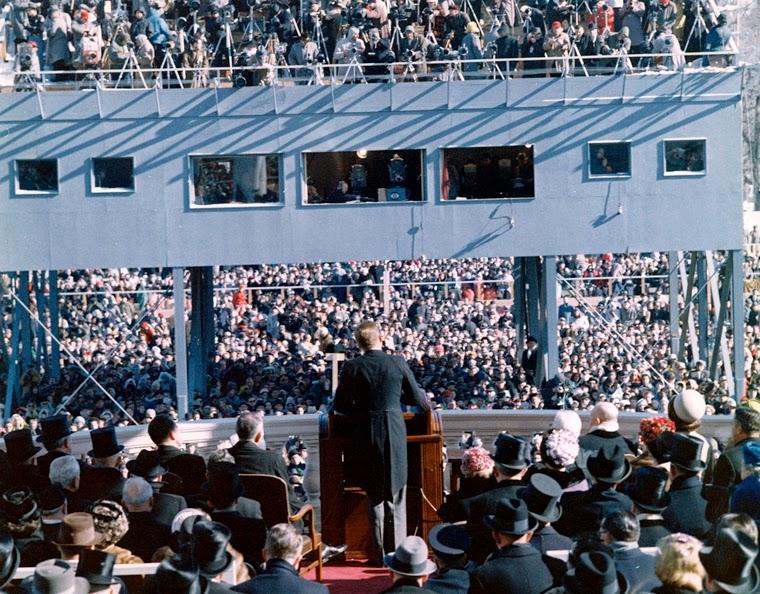 inaugural address by john f kennedy essay