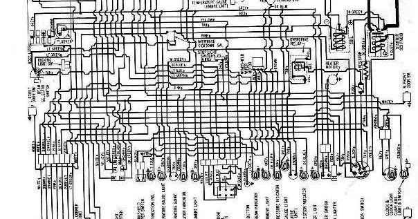 Wiring Diagrams Of 1958 Chevrolet V8 | All about Wiring ...