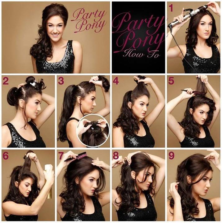 Ladies Hair Styles Tutorials #1...