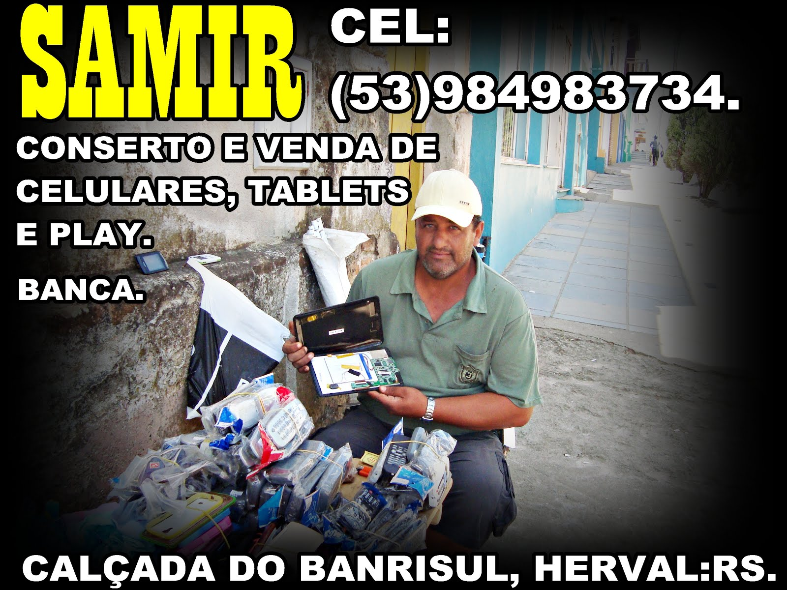 BANCA DO SAMIR.