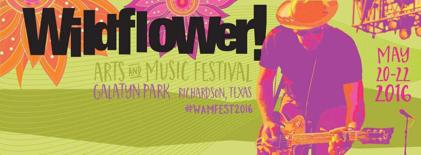Wildflower! Arts and Music Festival