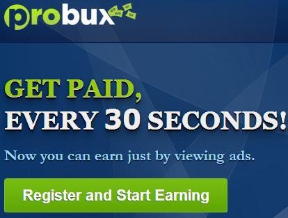 Cara Mendaftar di ProBux