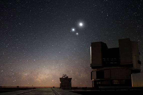 The 'Dance of the Planets' Is an Actual Thing, and It's Happening Now