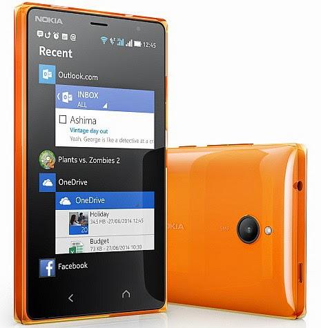 Harga hp Nokia XL Android Murah