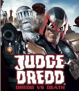Judge Dredd Dredd vs Death Cracked