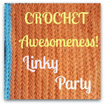 I Was Featured On: Crochet Happy Wednesday Link Party