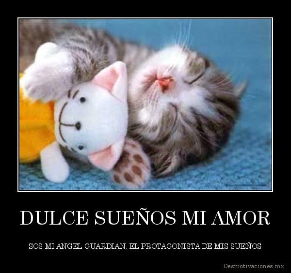 Dulces sueños mi amor-descansa te quiero - imagenes de feliz noche ...