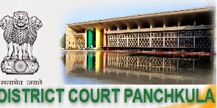 Panchkula District & Sessions Judge Court Recruitment 2014 District & Sessions Judge Court Panchkula Stenographer Grade- III posts Govt. Job Alert