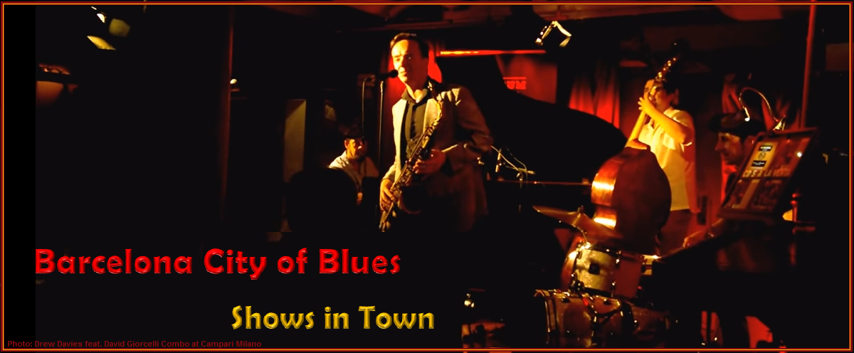 BCN CITY OF BLUES