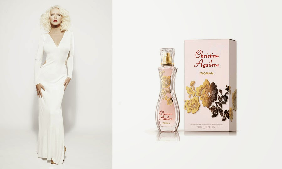 BEAUTY | EASTER GIVEAWAY , CHRISTINA AGUILERA GIFT SET WOMAN & LIMITED DESIGNER DRESS BY MARIA LUCIA HOHAN