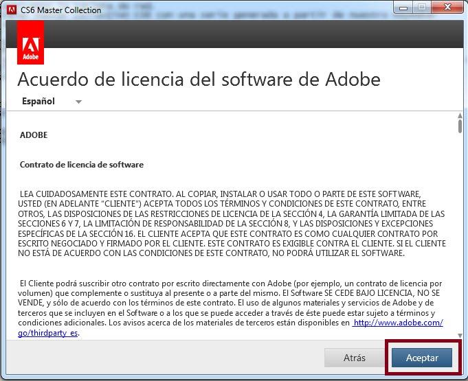 Crack para Adobe CS6 ::W Ativadores::