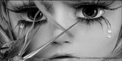 sms d'amour triste