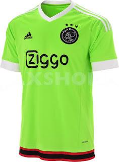 Jersey Ajax Away 2015/2016