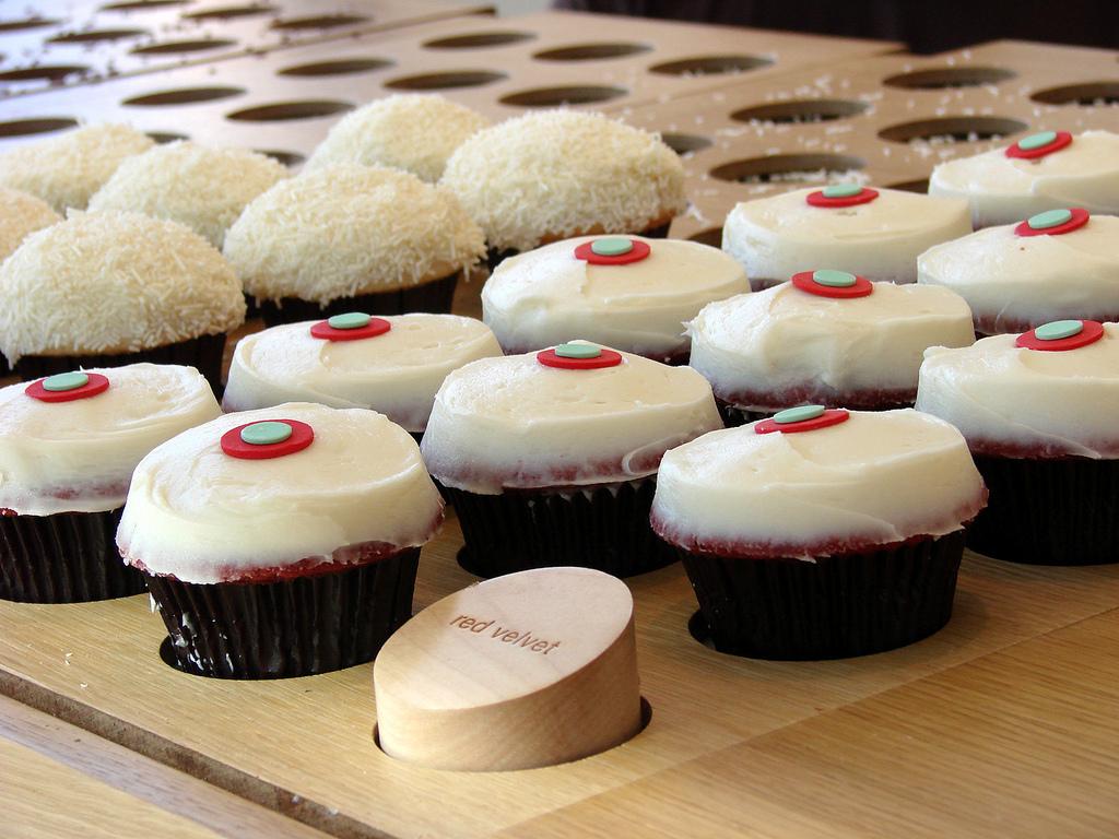 Sprinkles Cupcakes!