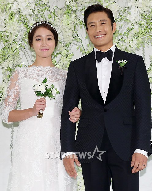 lee min jung wedding suzy - photo #6