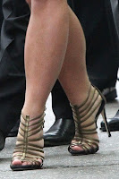 Britney Spears calves