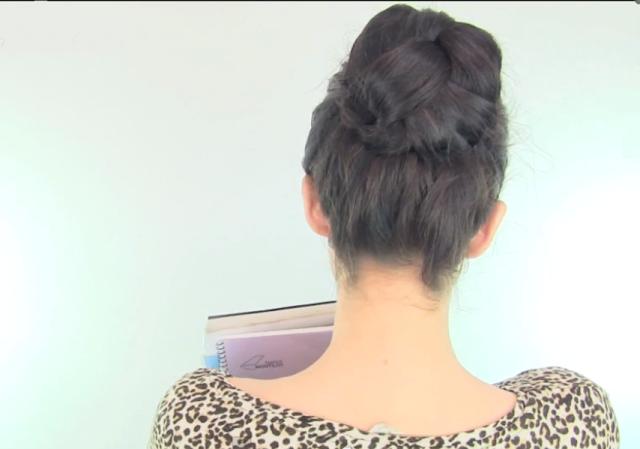 Cursos De Peinados Para Niñas - Peinado Avanzado de Niña Ideft