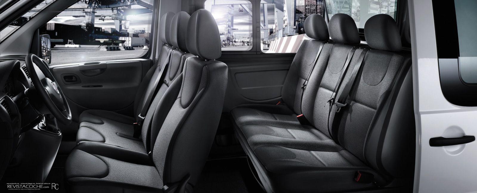 revista coche llega el nuevo fiat scudo 2014. Black Bedroom Furniture Sets. Home Design Ideas