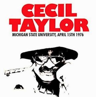 Cecil Taylor, Michigan State University, April 15th 1976