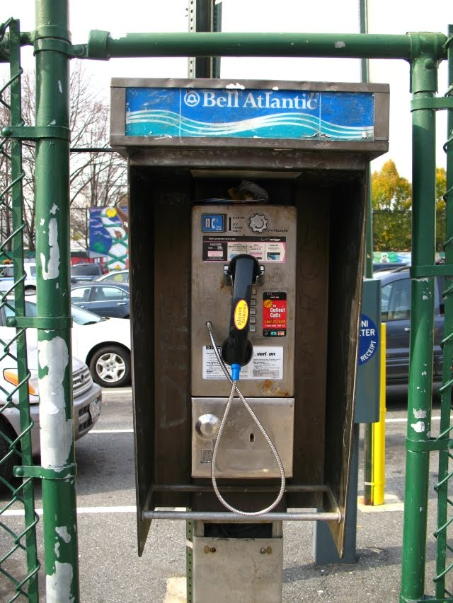 the death of the payphone - Payphone Calling Cards