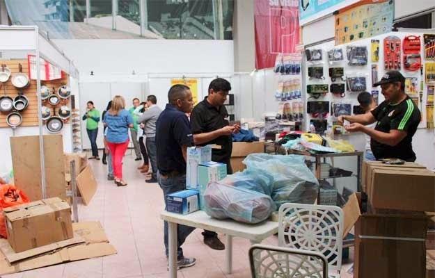 Arrancó la Expo Mucumbarila 2015