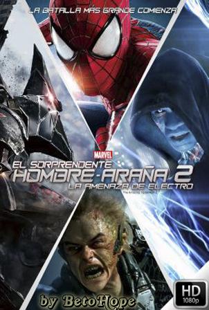 El Sorprendente Hombre Araña 2: El Poder de Electro [1080p] [Latino-Ingles] [MEGA]