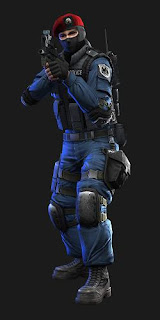 Project Blackout | Acid Project Blackout Character for Counter Strike 1.6 and Condition Zero