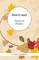 Amours et priapées - Cantel