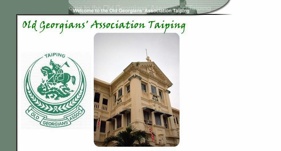 Old Georgians' Association Taiping