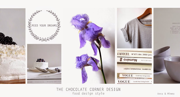 The Chocolate Corner Design