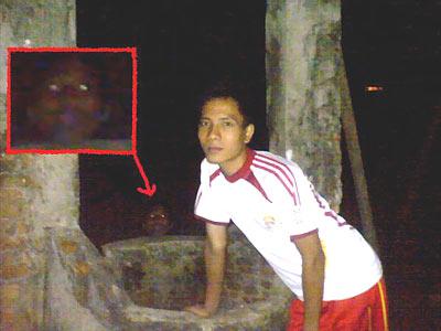 Gambar Unik: Kumpulan Foto Hantu Yang Terekam Kamera Am
