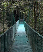 Monteverde suspension bridge