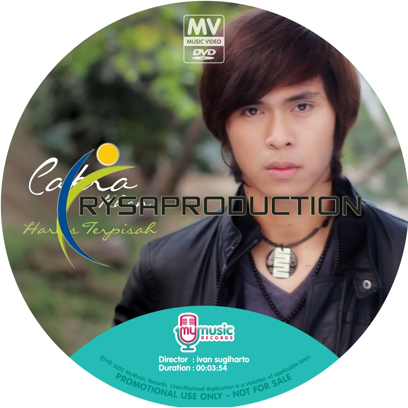 My Music Records Cakra Khan
