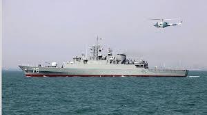 Kapal Perang Iran Akan Ditempatkan di Dekat Indonesia