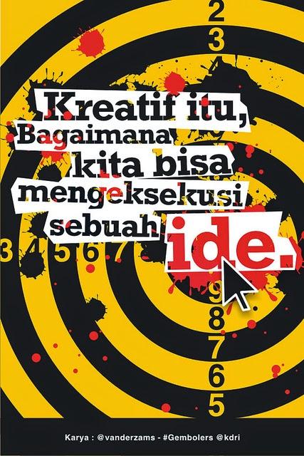 Contoh Gambar Slogan