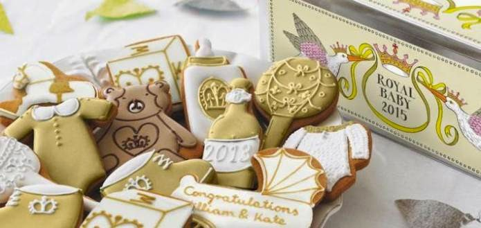Royal Baby Biscuits - Shipped Worldwide