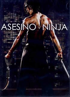 Asesino ninja - online 2009 - Acción, Drama, Crimen, Suspenso