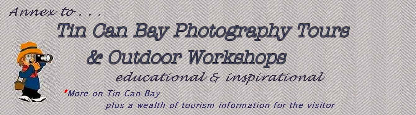 Tin Can Bay Photography Tours And Outdoor Workshops