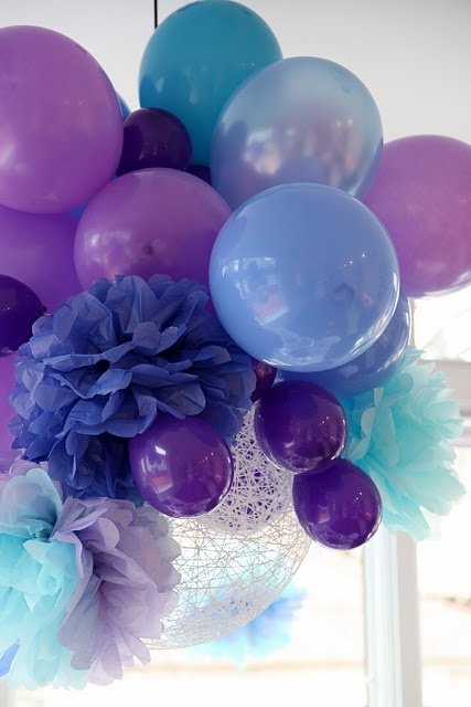 Balloons Ceiling Decor