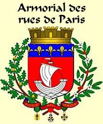 Armorial des rues de Paris