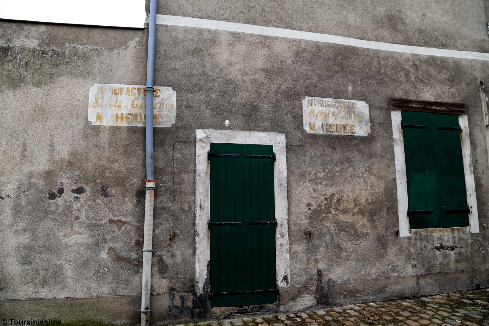 Rue Rapin Tours