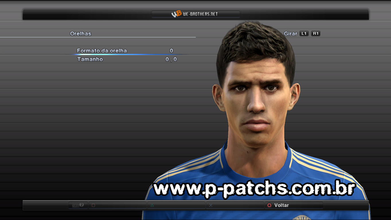 Preview1 PES 2013: Face Oscar