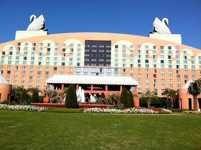 Disney World Swan and Dolphin